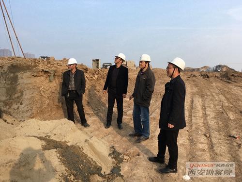 碧桂园•凤凰城桩基础工程项目稳步推进