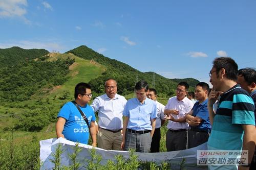 我院积极参与陕西省生态保护修复工程建设项目