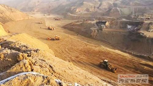 山西中铝华润吕梁一期50万吨合金铝项目厂址防洪工程顺利进入收尾阶段
