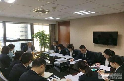 """曲江国际饭店开展""""保密宣传月""""活动"""