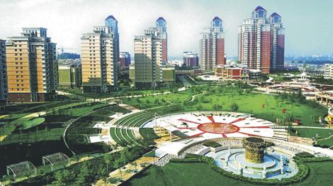 西安枫叶新都市图片